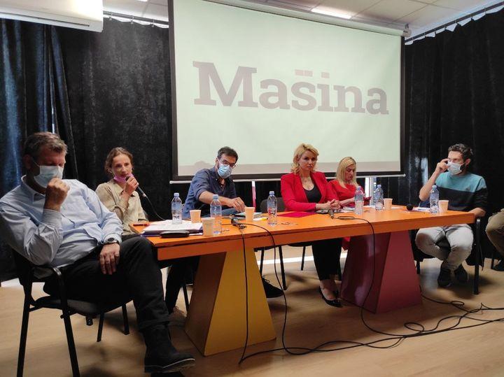 Aleksandra Lakić učestvovala je u razgovoru o izmenama Zakona o sezonskom radu