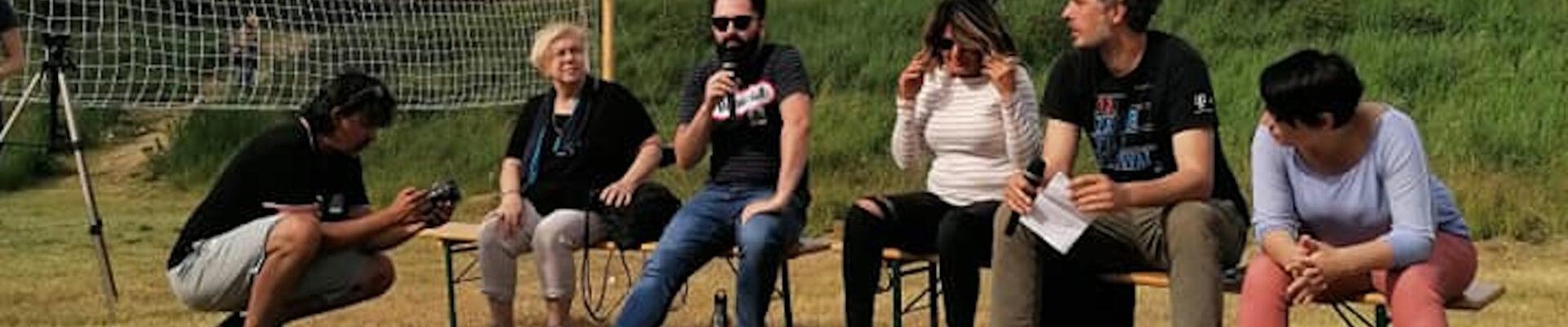 """Vladimir Simović učestvovao na tribini """"Ekologija, aktivizam, solidarnost"""" na Bari Reva"""