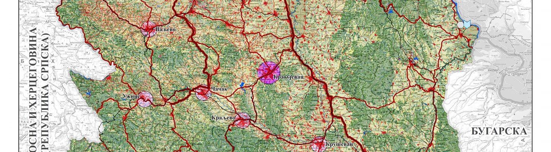 Nacrt Prostornog plana Republike Srbije nije adekvatan