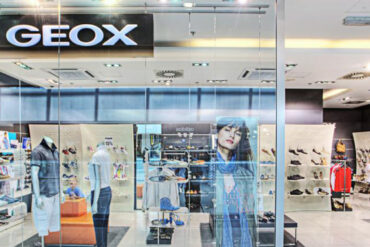Geox Usce shoping center, Beograd