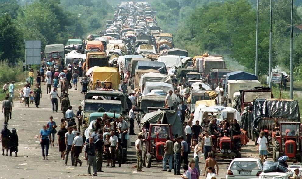 oluja-hrvatska-1995-rat-izbeglice-kolona-REUTERS-Ranko-Cukovic