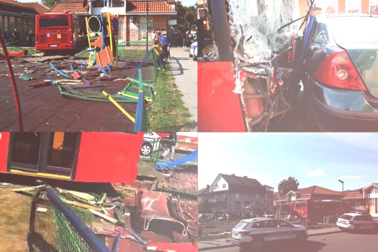Gradske vlasti su najodgovornije za saobraćajnu nesreću u Zemunu