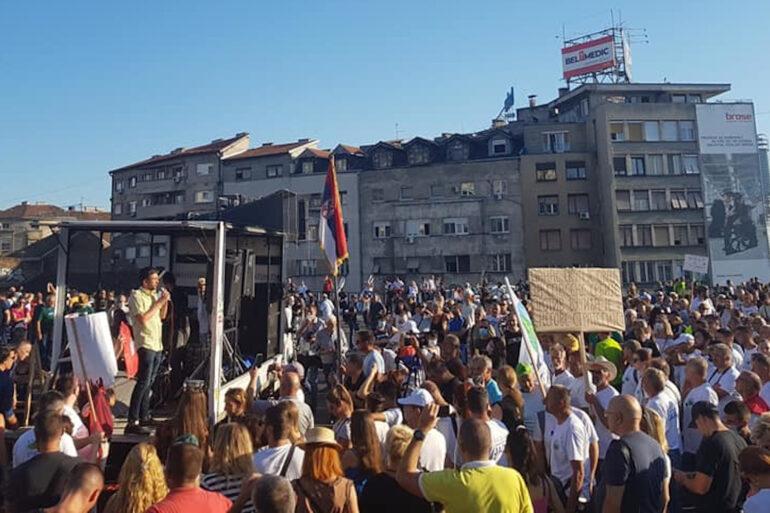 Ekoloski ustanak Solidarnost
